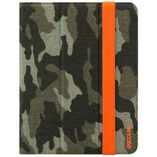 Incase Canvas Maki Jacket Schutzhülle iPad 3 und 4 camouflage