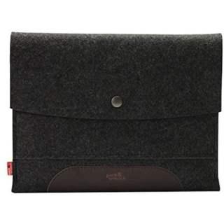 Pack&Smooch Merino Schutzhülle für iPad Air/2 Tasche anthrazit