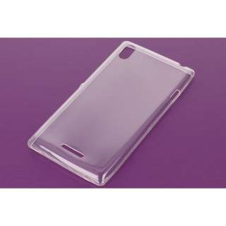 Networx Schutzhülle für Sony Xperia T3 Case Smartphonetasche Silikon transparent - neu