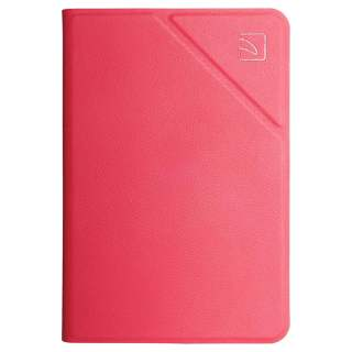 Tucano Angolo Schutzhülle für  iPad mini 4 mit Standfunktion Hartschale rot