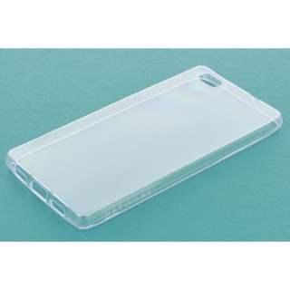 Networx Ultra Slim TPU Case Schutzhülle Sleeve für Huawei P8 lite transparent