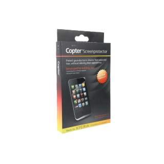 Copter ScreenProtector Displayschutzfolie für Sony Xperia Z1 Compact transparent