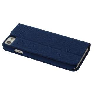LAUT Apex Knit iPhone 7 Smartphonetasche Schutzhülle Handy Cover Case blau