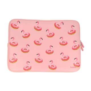 LAUT Pop Ink Flaming-O für MacBook Neopren Tasche Schutzhülle Sleeve rosa