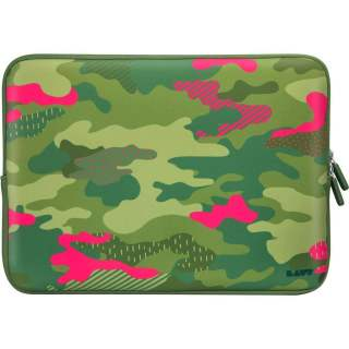 LAUT Pop Camo Tropical für MacBook Neopren Tasche Schutzhülle Sleeve grün