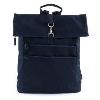 Jost Bergen Kurierrucksack 20 Liter Rucksack Backpack Freizeitrucksack blau
