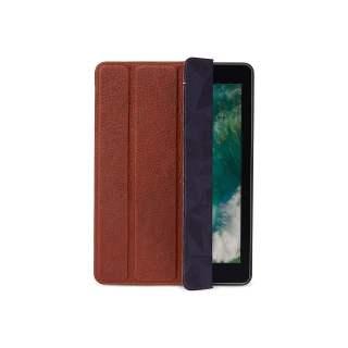 Decoded Slim Cover Apple iPad 2018 Schutzhülle Tablet Case braun