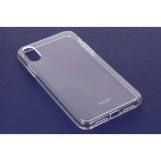 Moshi Vitros Schutzhülle für Apple iPhone XR Case Cove Handyhülle klar