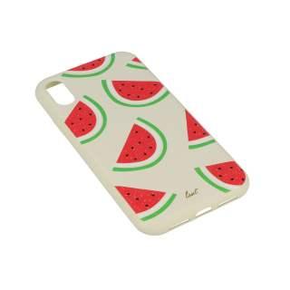 LAUT Tutti Frutti Watermelon M Schutzhülle Apple iPhone XR Backcover Fruchtduft -neu