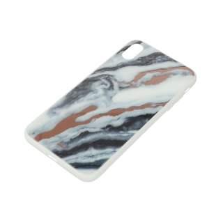 LAUT Mineral Glass L Apple iPhone XS Max Schutzhülle Smartphone Case Schutz weiß