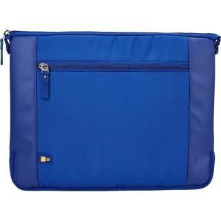 Case Logic Intrata Laptop Schutzhülle Schultertasche für Notebook blau
