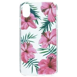 LAUT Pop Exotic Schutzhülle für iPhone X Smartphonetasche mehrfarbig
