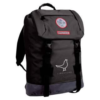 Libratone Zo-on Hengifoss Rucksack Laptop Tasche Daypack schwarz