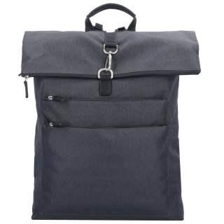 Jost Bergen Kurierrucksack Tasche Messenger Backpack grau