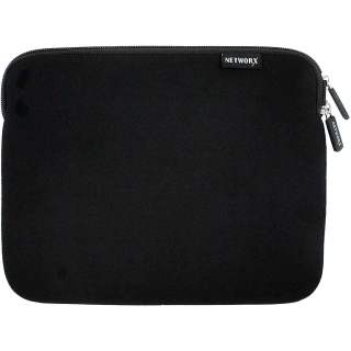 Networx Neopren Sleeve für iPad Schutzhülle schwarz