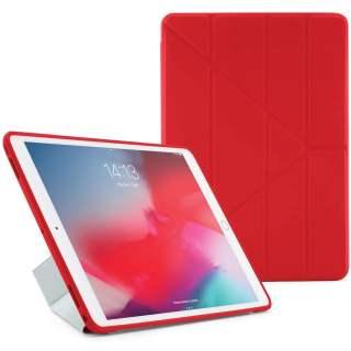 Pipetto Origami Schutzhülle Case für iPad Air 2019 rot