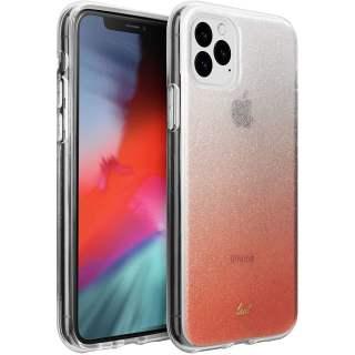 LAUT Ombre Sparkle Schutzhülle für iPhone 11 Pro orange