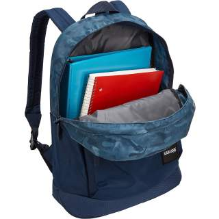 Case Logic Founder Backpack Rucksack blau camouflage