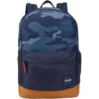 Case Logic Commence Backpack Rucksack blau camouflage