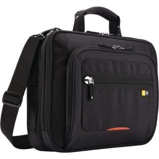 Case Logic CheckPoint Friendly Notebook Tasche Umhängetasche schwarz