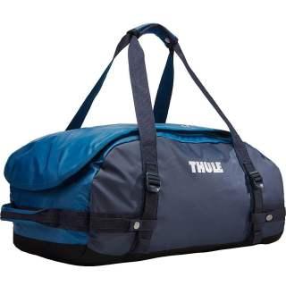 Thule Chasm Duffel L 90 Liter Sporttasche Reisetasche blau