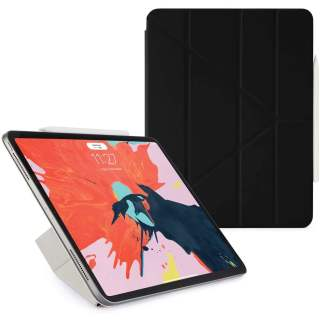 Pipetto Origami Folio Schutzhülle für iPadPro schwarz