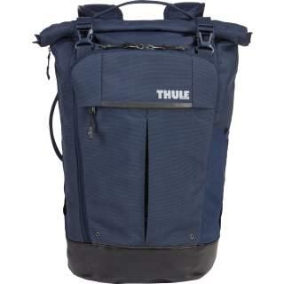 Thule Paramount Rucksack 24 Liter Backpack Rolltop blau