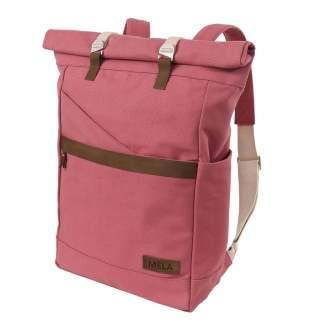 MELA Rucksack ansvar I 14 + 5 Liter Backpack Freizeitrucksack altrosa