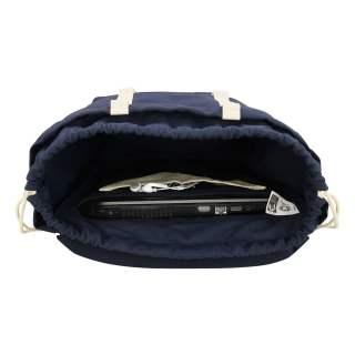 MELA Rucksack MELA V Backpack Freizeitrucksack blau