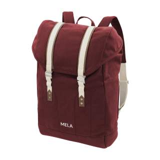 MELA Rucksack MELA V 20 Liter Backpack Freizeitrucksack burgunderrot