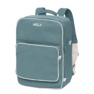 MELA Rucksack MELA II 15 Liter Backpack Freizeitrucksack petrol