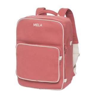 MELA Rucksack MELA II Backpack Freizeitrucksack altrosa