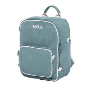 MELA Rucksack MELA II Mini 8 Liter Backpack Minirucksack petrol