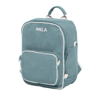 MELA Rucksack MELA II Mini Backpack Minirucksack petrol