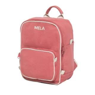 MELA Rucksack MELA II Mini Backpack Minirucksack altrosa