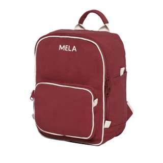 MELA Rucksack MELA II Mini Backpack Minirucksack burgunderrot