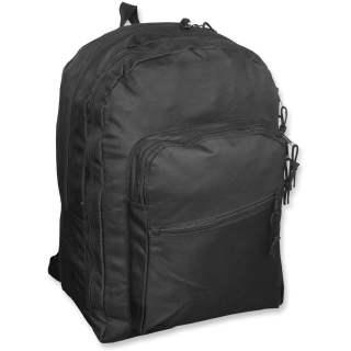 Mil-Tec Rucksack Daypack Freizeitrucksack pes schwarz