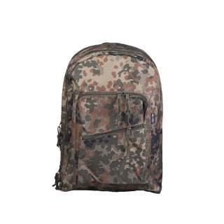 Mil-Tec Rucksack Daypack Freizeitrucksack pes flecktarn