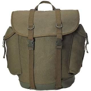 Mil-Tec Rucksack Baumwoll Gebirgsrucksack Daypack Imp. oliv