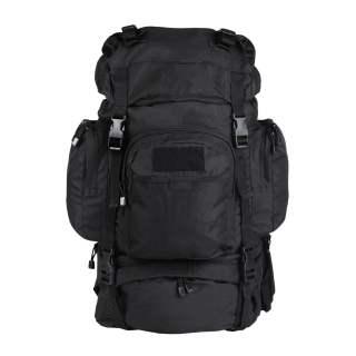Mil-Tec Rucksack Commando Outdoor Rucksack pes schwarz