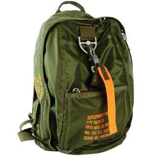 Mil-Tec Rucksack Deployment Bag 6 Freizeit- Schulrucksack oliv