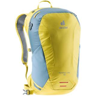 Deuter Speed Lite 16 L Wanderrucksack Outdoor Rucksack gelb blau