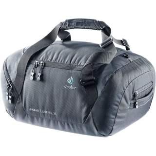 Deuter AViANT Duffel 35 L Reisetasche Sporttasche schwarz