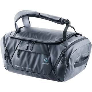 Deuter AViANT Duffel Pro 40 L Reisetasche Sporttasche schwarz