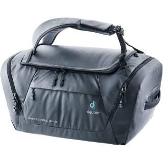 Deuter AViANT Duffel Pro 60 L Reisetasche Sporttasche Rucksack schwarz