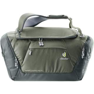 Deuter AViANT Duffel Pro 90 L Reisetasche inklusive Daypack khaki-ivy
