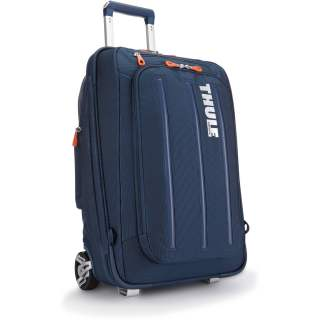Thule Crossover Carry On Trolley Rolltasche Reisekoffer 87L  blau