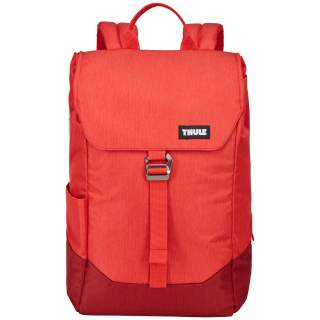 Thule Lithos Rucksack 16 Liter Backpack Freizeitrucksack Daypack rot