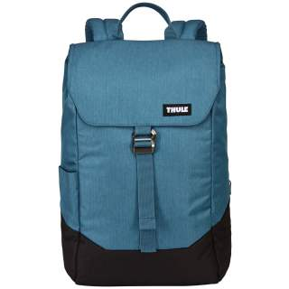 Thule Lithos Rucksack 16 Liter Backpack Freizeitrucksack Daypack blau