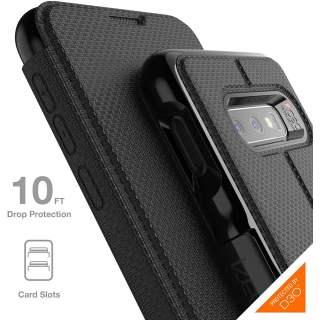 GEAR4 Oxford Schutzhülle für Samsung Galaxy S10e schwarz